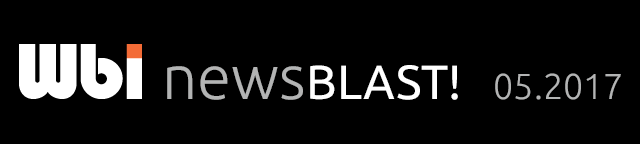 Wbi NewsBlast! 05.2017