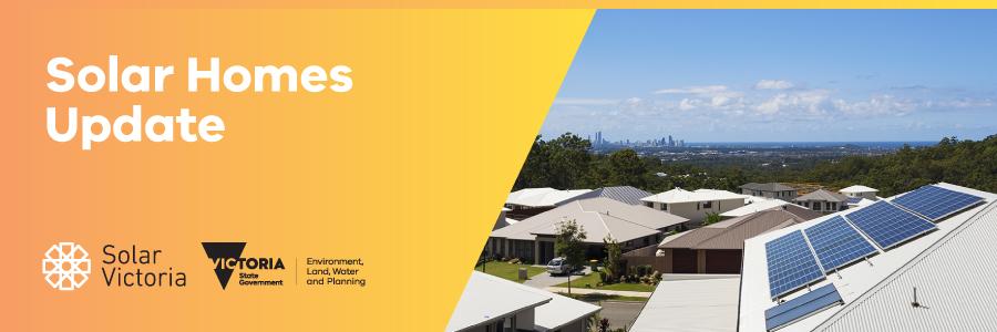 Solar Victoria website