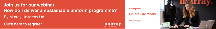 How do I deliver a sustainable uniform programme?