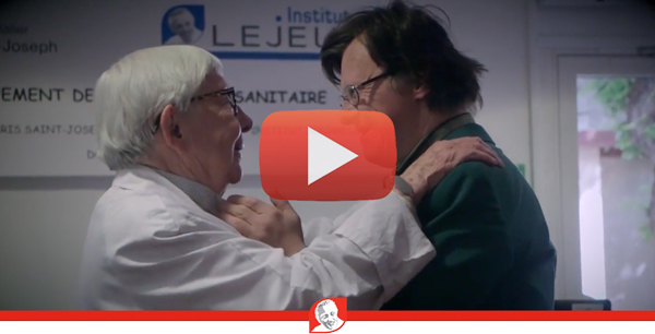 JLF Consultation Video Part 5: The Jerome Lejeune Foundation Provides Loving Care from Birth graphic