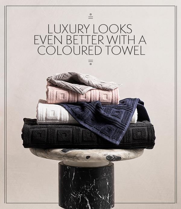Astoria Towels