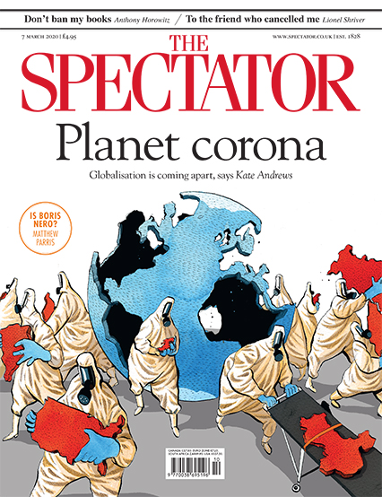 the spectator magazine the wrong brexit