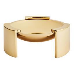Trident Brass Bowl