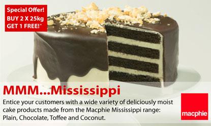 Macphie Mississippi Offer
