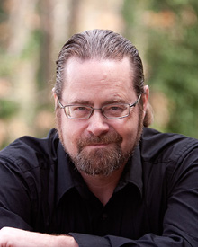 The author, James A. Moore