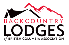 Backcountry Lodges of BC Association logo