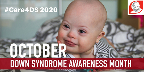 October: Down Syndrome Awareness Month