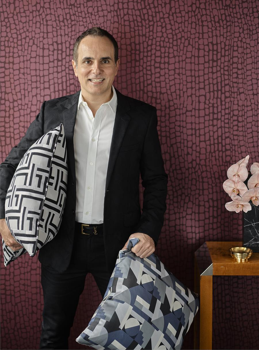 NEW GREG NATALE CUSHION COLLECTION