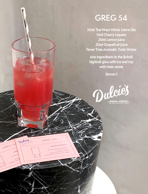 Dulcie's Kings Cross