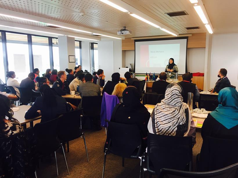 Photo: Bi-cultural worker forum care of Enliven