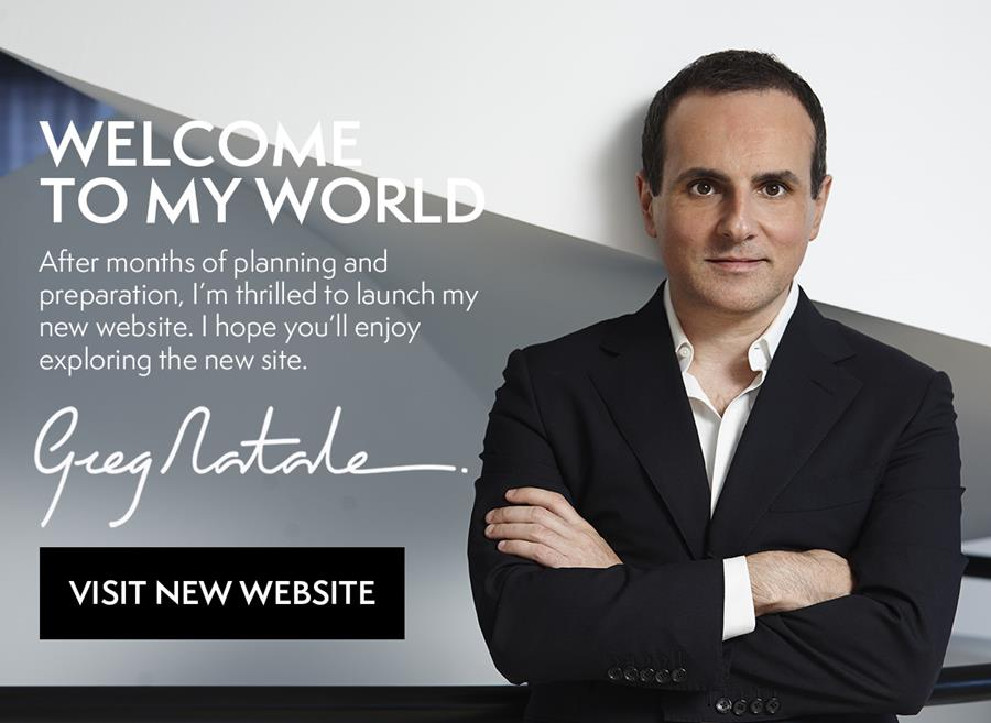 Greg Natale New Website