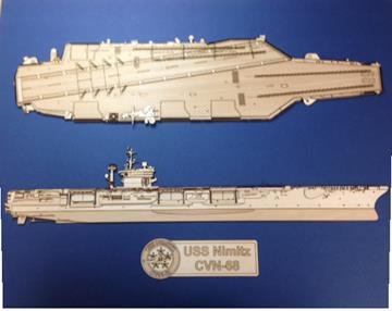Nimitz Carriers