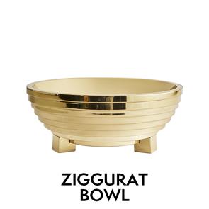 Ziggurat Bowl
