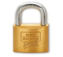 Excess inventory - Burg padlock