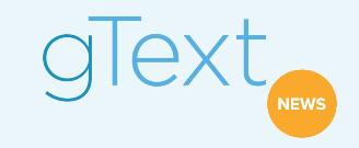gText news logo