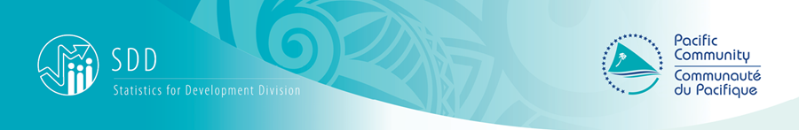 Statistics For Development banner