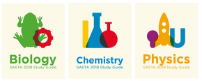 Biology, Chemistry and Physics Study Guides sold out!