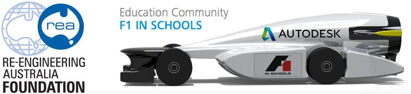New Autodesk Education Materials for F1 in Schools