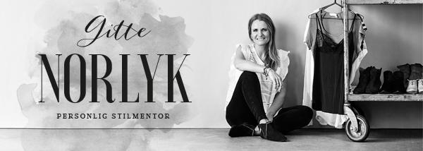 Gitte Norlyk - Personlig Stilmentor