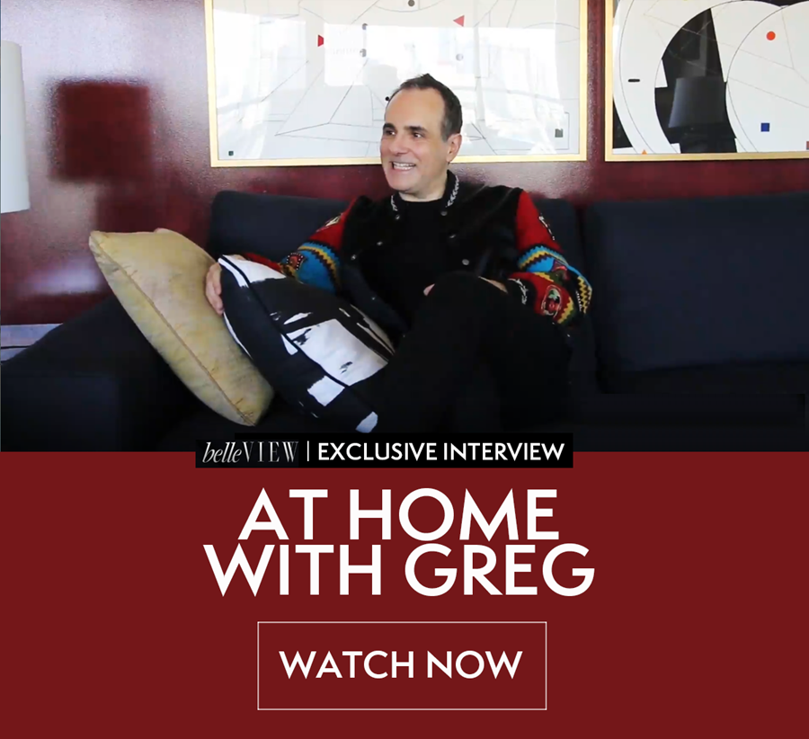 At Home with Greg Natale | Exclusive Interview with Belle