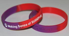 Photo: MSOS silicone bracelets