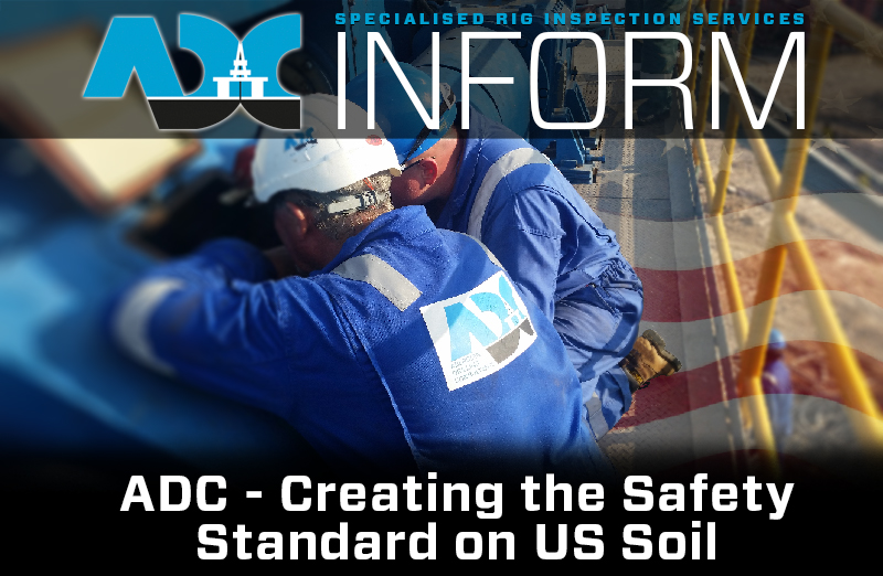 ADC - Creating the Safety Standard on United States Soil