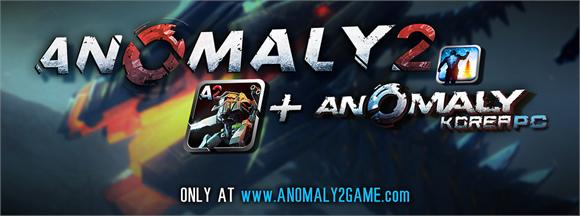 Anomaly Korea and Anomaly 2 bundle