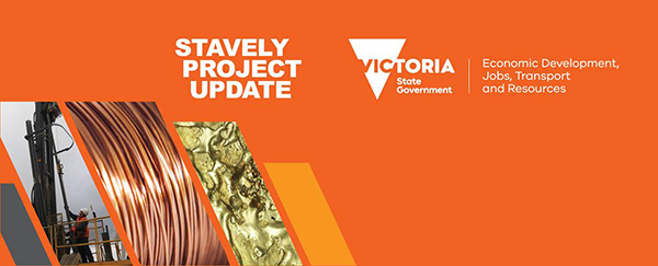 STAVELY PROJECT UPDATE
