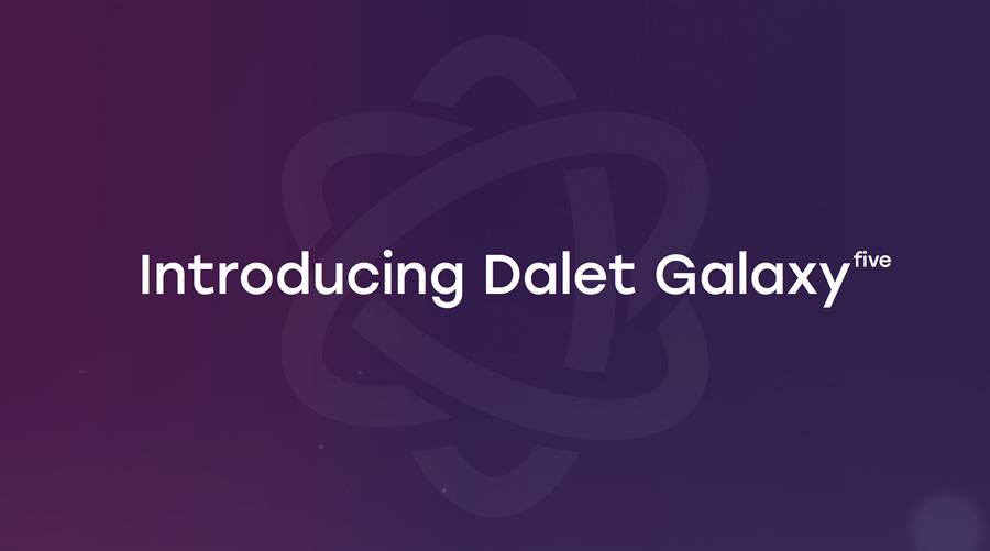 Introducing Dalet Galaxy five at NAB Show 2018