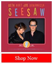 Joe Bonamassa & Beth Hart 'Seesaw' CD