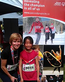 Scotiabank Vancouver Half-Marathon & 5k participants in 2014
