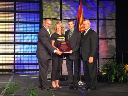 VPD's Joanne Wild wins John Carion Award