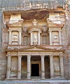 The city of Petra, one of the many historic and incredible sights to be visited on expos this year