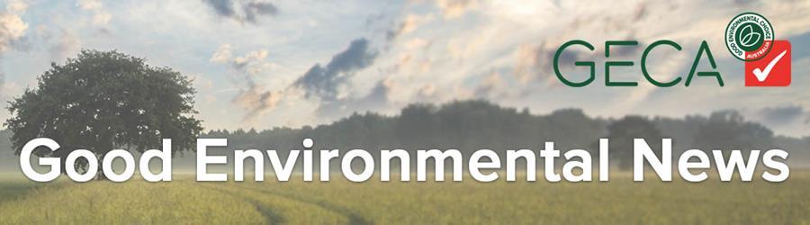 Good Environmental News banner