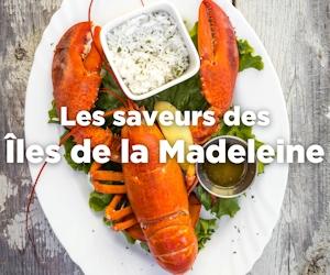 Saveurs Îles de la Madeleine