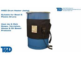 HISD Drum Heater