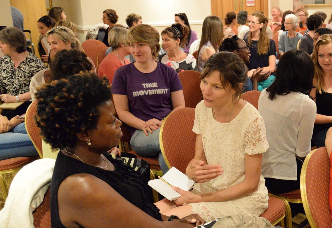 WOMEN IN LIVINGNESS GROUP 2014