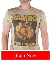 Tribut Apparel - Rambo - First Blood (Men)