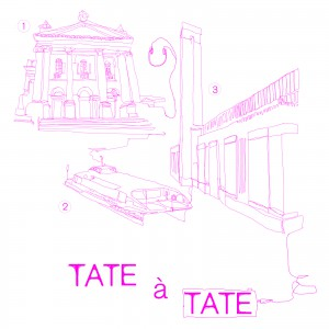 Tate a Tate audio tour