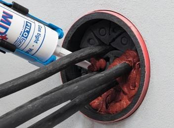 FiloForm FiloSeal Fire Cable Sealing Ducts