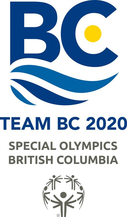 Special Olympics Team BC 2020 logo