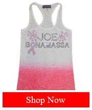 Bonamassa Crystallized Breast Cancer Awareness Tank