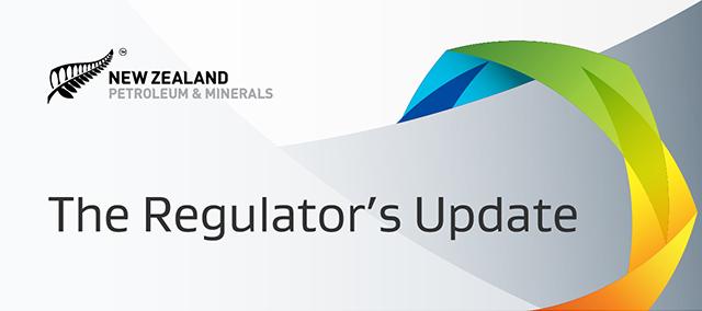 New Zealand Petroleum & Minerals: The Regulator's Update