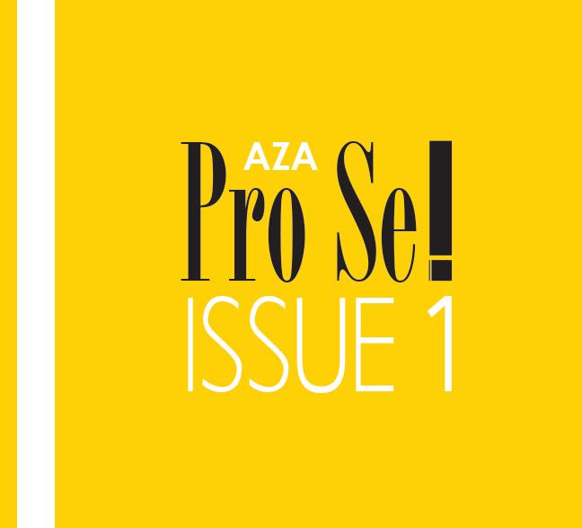 AZA Pro Se!
