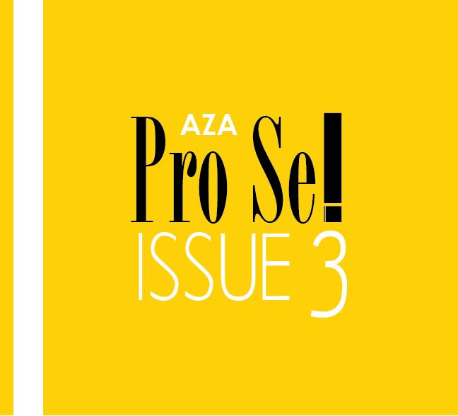 AZA Pro Se! - Issue 3
