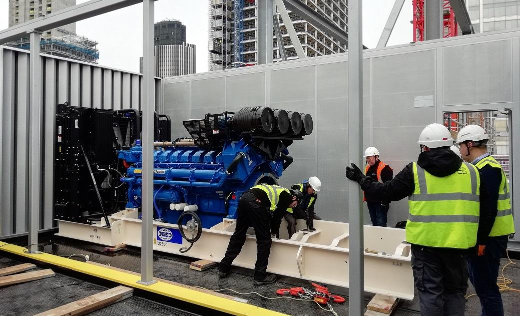 bells city generator project