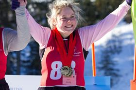 Special Olympics BC - Coquitlam athlete Rene Girard