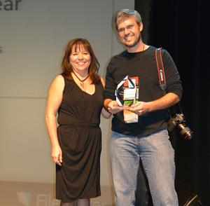 MirrorSync wins solution of the year!