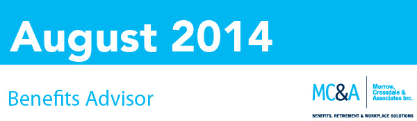 MC&A Newsletter - August 2014