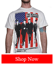 Tribut Apparel - The Beatles Are Coming (Men)